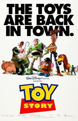 "Toy Story 2 ( 11"" x 17"" ) Movie  Collector's Poster Print (T2) - B2G1F"