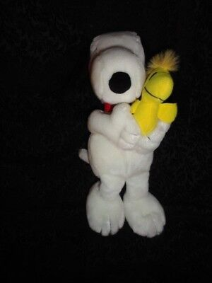Peanuts Snoopy And Woodstock Applause Plush Stuffed Animal - FREE SHIPPING