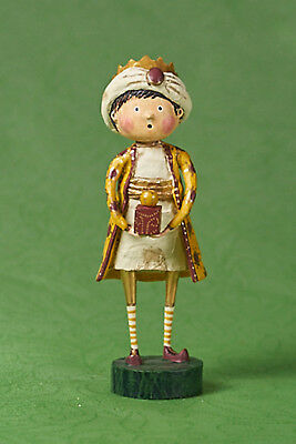 Lori Mitchell™ - Wee Wise Man - Christmas Holiday Boy Religious Figurine - 11012