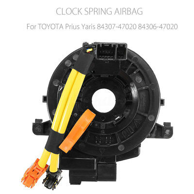 Clock Spring Airbag Spiral Cable For Toyota Prius Yaris 84307-47020 84306-47020