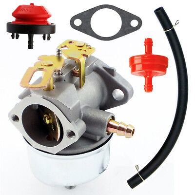 Carburetor for Tecumseh HMSK80 HMSK90 HMSK100 Snowblower 632334A 632111 W/Gasket