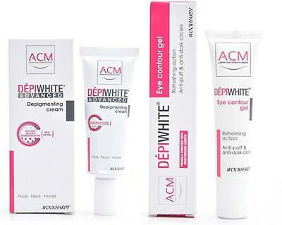 Depiwhite Advanced Cream Effective Whitening Peel-Off Mask Depigmenting Spf50
