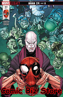 Spider-Man Deadpool #27 (2018) 1St Printing Bagged & Boarded Marvel Legacy