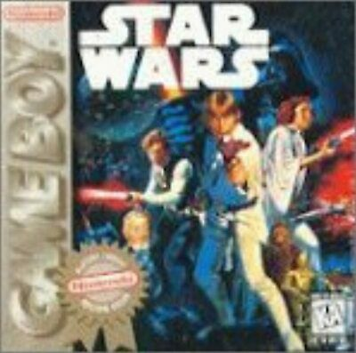 Star Wars Game On Gameboy 5E