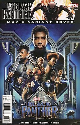 Rise of Black Panther #2 (of 6) (Movie Variant)