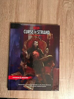 D&D Curse of Strahd, Hoard of the Dragon Queen, The Rise of Tiamat