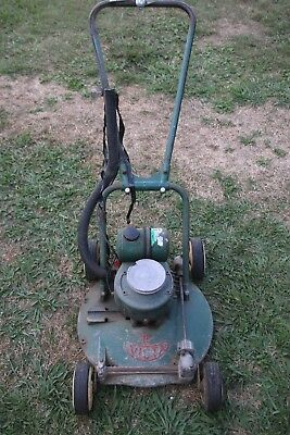 For restoration 1950-60s Vintage Victa 18 'Toe Cutter' Lawn Mower