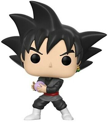 Dragon Ball Super - Goku Black - Funko Pop! Animation (2018, Toy NEUF)