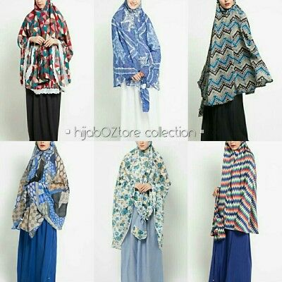 [ oztorecollection ] READY STOCK Top Bottom Mukena Prayer Set Adult Size