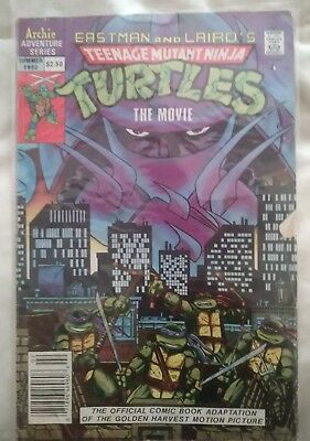 Eastman and Laird's Teenage Mutant Ninja Turtles The Movie