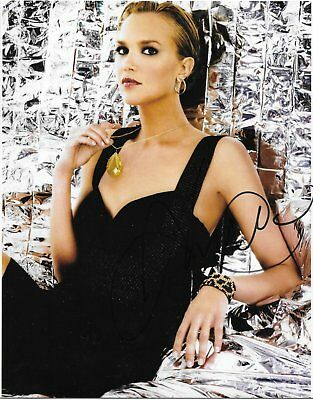 Vampire Diaries Arielle Kebbel autographed photo (8x10) with COA