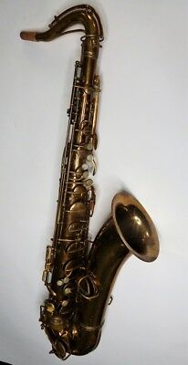 "Conn New Wonder Series II ""Chu Berry"" Tenor Saxophone #210316"