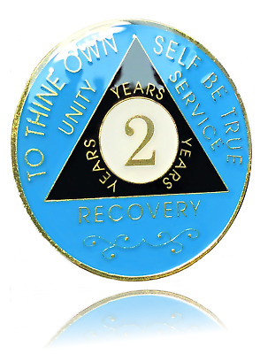 1 year na medallion clean and sober