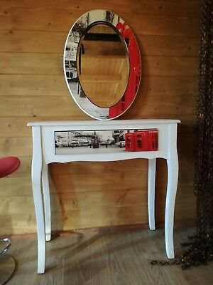 Consolle Design Vintage  Shabby Chic Country Moderno Legno
