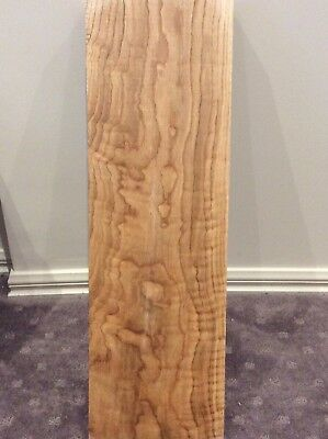 American White Oak Figured. Slab, Luthier, Craft, Box Making