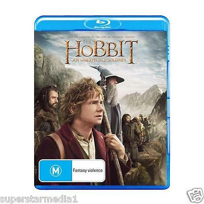 THE HOBBIT 1 : An Unexpected Journey : NEW Blu-Ray