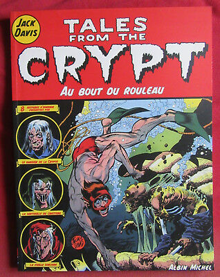 Tales From The Crypt    Bd Eo  N° 6 Au Bout Du Rouleau   Jack Davis