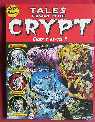Tales From The Crypt    Bd Eo    N° 1 Chat Y Es Tu ?   Jack Davis