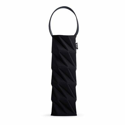 BUILT NY Origami Wine Tote, Black