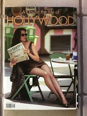 HOLLYWOOD in 24h Bildband A Day In The Life Of Hollywood 26x36cm 224 Seiten TOP!