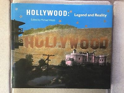HOLLYWOOD Legend And Reality 24x29cm 212 Seiten TOP Zustand!!!