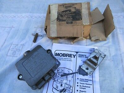 Bestobell Mobrey 30800 Mk4 Magnetic Safety Switch with actuator