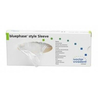 Ivoclar Vivadent Bluephase Style Led Barrier Sleeves - 50/box