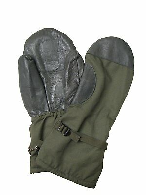 Genuine German Army Issued Goretex Waterproof Extreme Cold Weather Fur Lined in