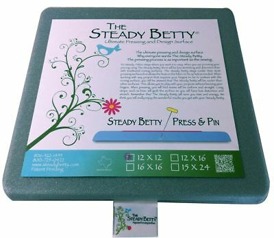 Steady Betty Press And Pin, 12 Inch X 12 Inch