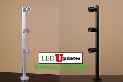 Showcase display LED Light Style for Jewelry Watch Decoration FY-53 + UL power