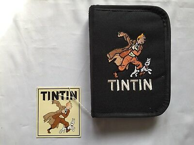 Tintin Trousse a Stylos Crayon / HERGE / MOULINSART / CITIME / NEUF