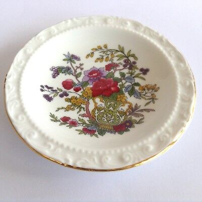 1960s 'Tree of Kashmir' PARAGON Royal Albert Bone China Dish By Appointment