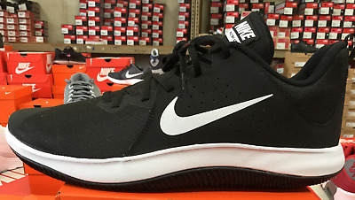 newest fd3ca d86bd NIKE Fly.By Low Mens Running Shoes BlackWhite 908973 001 Sz8-13