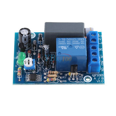 AC220V 230V Adjustable Timer Delay Turn On/Off Switch Time Relay Module Hot wt