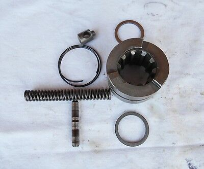 Johnson 85 HP Outboard Evinrude Lower Unit Electric Hydro Prop Shaft Set Parts