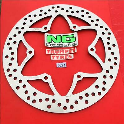 Royal Enfield 499 Classic 09 - 17 Ng Front Brake Disc Oe Quality Upgrade 321