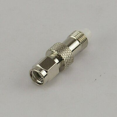 FME Jack To RP-SMA Male RF Adaptor Connector