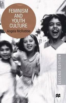 NEW Feminism And Youth Culture by Angela Mcrobbie BOOK (Paperback) Free P&H