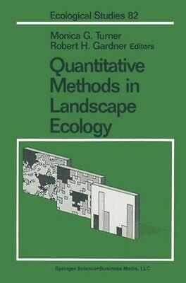 NEW Quantitative Methods In Landscape Ecology BOOK (Paperback) Free P&H
