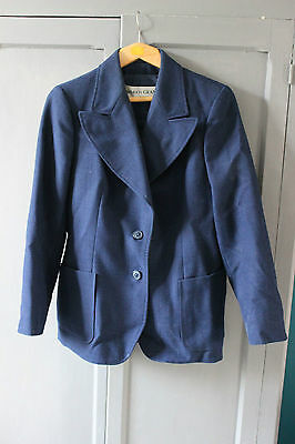 Vintage giacca per abito blu navy - MORRIS CONCEDERE - Tergal - T. 40