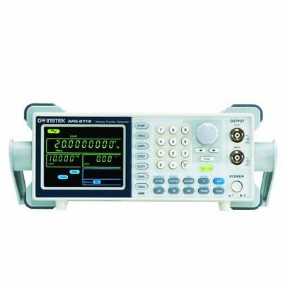 GW Instek AFG-2112 Arbitrary DDS Function Generator with Counter, Sweep, AM, FM