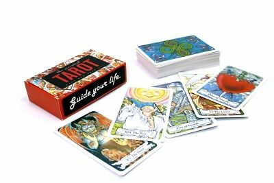 Essential Tarot 78 Cards Deck divination fate mystic English desk game gift