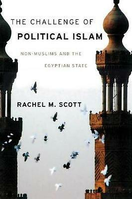 NEW The Challenge Of Political Islam by Rachel M. Scott BOOK (Paperback)