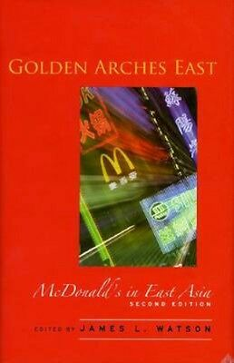 NEW Golden Arches East BOOK (Paperback) Free P&H