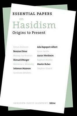 NEW Essential Papers On Hasidism by Gershon David Hundert BOOK (Paperback)