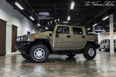 2006 Hummer H2 SUT Pickup ONLY 30K MILES! ULTRA RARE 2006 HUMMER H2 PICKUP! CLEAN CARFAX CERTIFIED