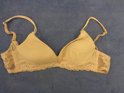Beige bra by Playtex size 34 A (W-970)