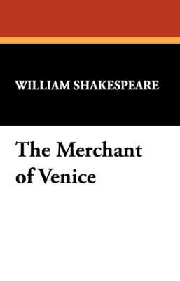 NEW The Merchant Of Venice by William Shakespeare BOOK (Paperback) Free P&H