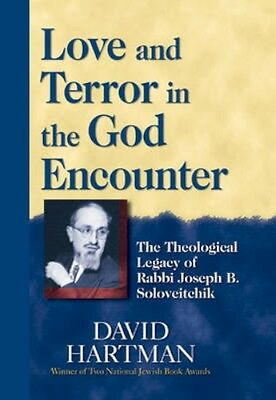 NEW Love And Terror In The God Encounter by David Hartman BOOK (Paperback)