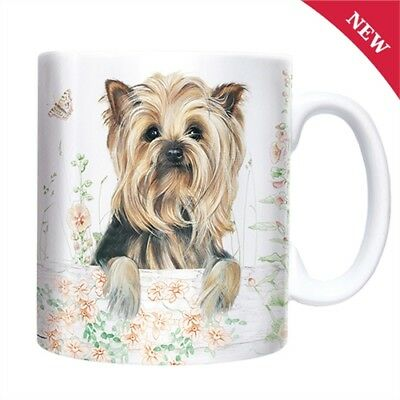 Yorkshire Terrier Mug - Ceramic - A Great Gift for a Dog Lover - New - Boxed